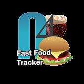 N4 Fast Food Calorie Tracker