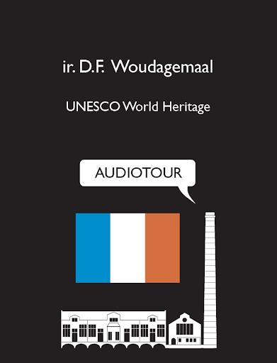 Woudagemaal Audiotour FR