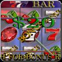 7's & BAR Vegas Slot Machine icon