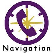 Wheelphone markers navigation
