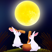 Moon and Rabbit