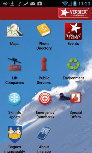 【免費旅遊App】Verbier Mobile-APP點子