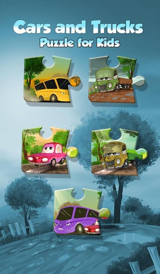 voitures jeux de puzzle applications android sur google play. Black Bedroom Furniture Sets. Home Design Ideas
