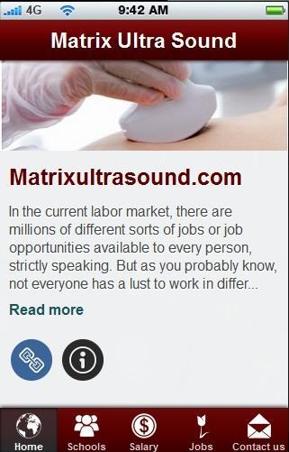Matrix Ultrasound