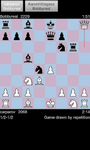 Yafi Plus - Internet Chess- screenshot thumbnail