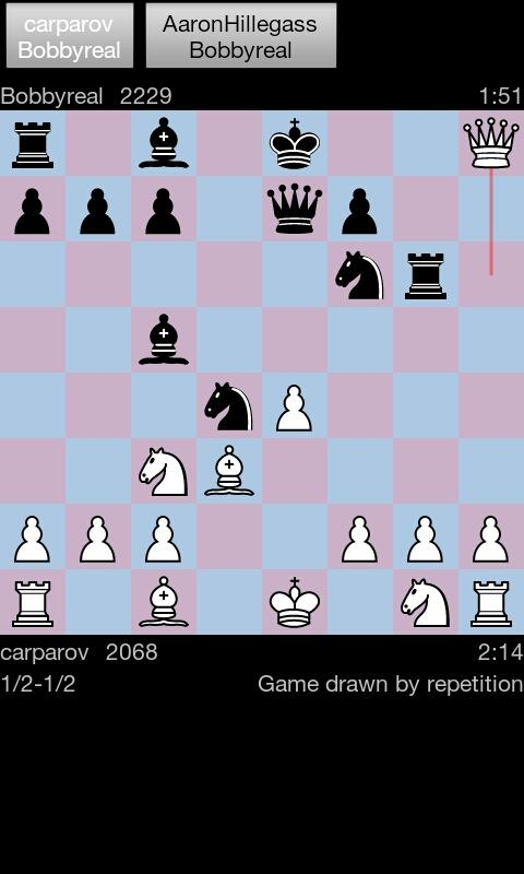 Yafi Plus - Internet Chess- screenshot