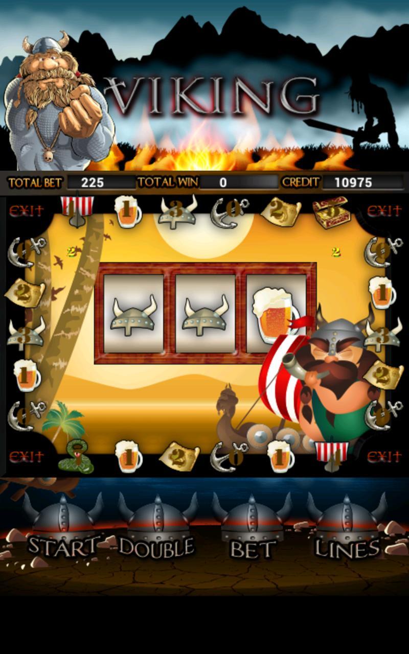 Viking Slot Machine HD screenshot #3