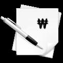똑똑 가계부 (카드 문자 자동 입력 현명한 카드 생활) logo