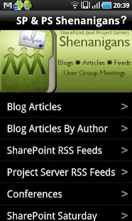 SP&PS Shenanigans (SharePoint) - screenshot thumbnail