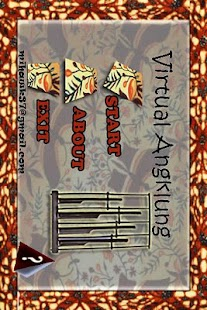 Virtual Angklung - screenshot thumbnail