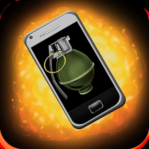 Grenade Bang 3D LOGO-APP點子
