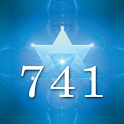 741 Hz Solfeggio Meditation - Communication icon
