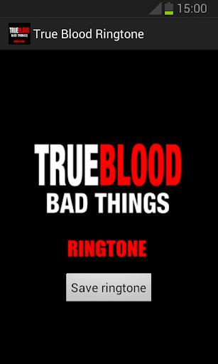 True Blood Ringtone