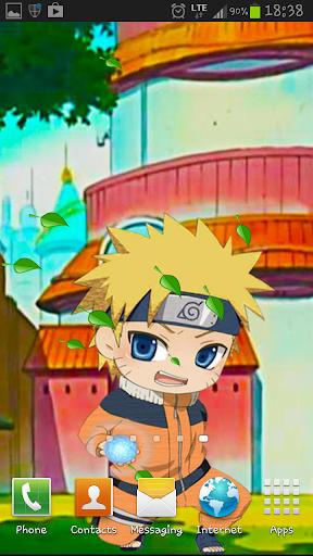 Naruto Chibi Naruto LWP