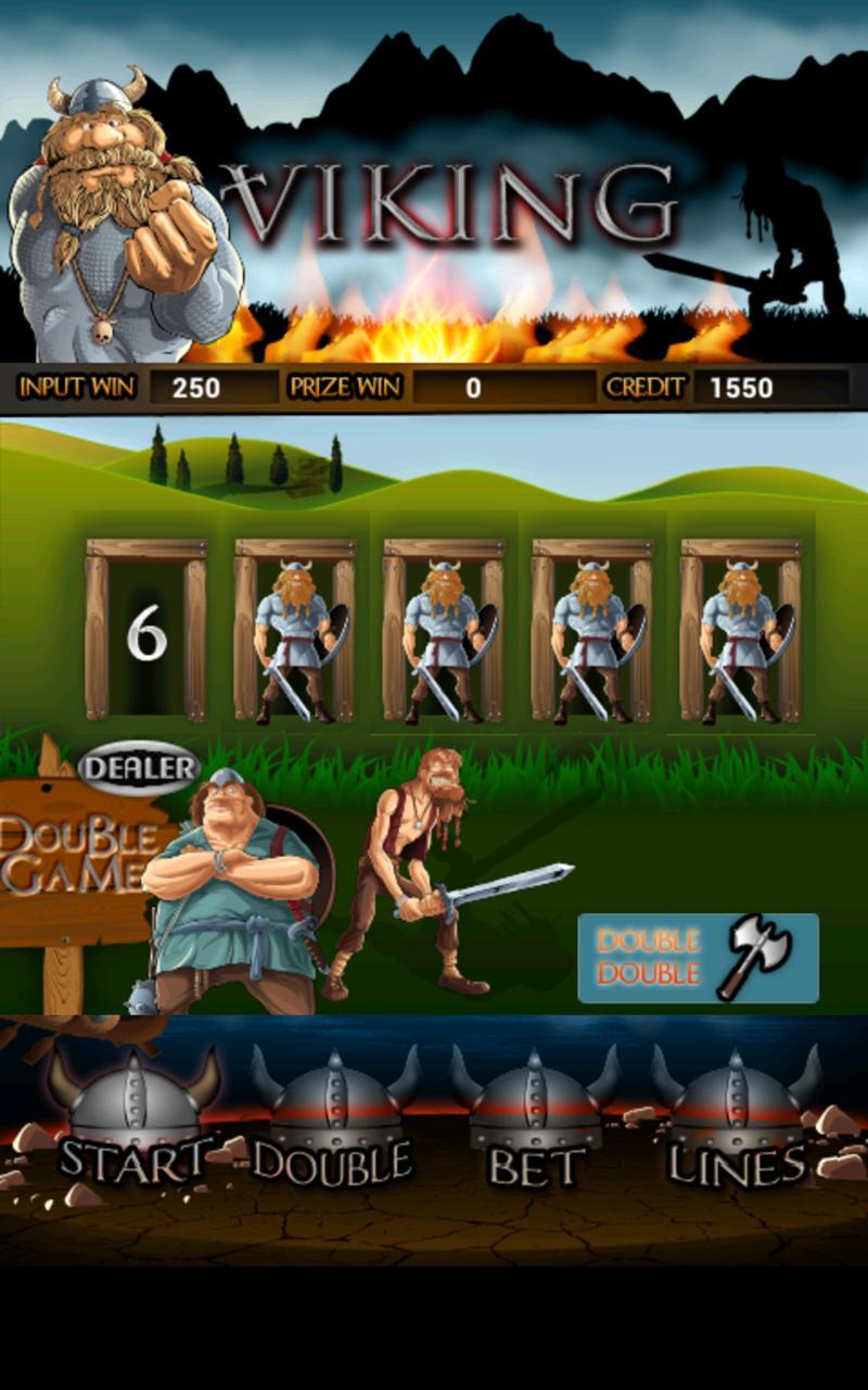 Viking Slot Machine HD screenshot #2