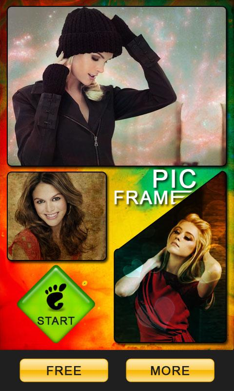 Pic Frame Effect - screenshot
