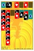 Screenshot of Solitaire Challenge