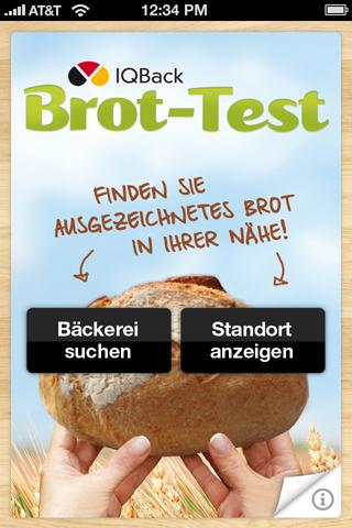 BROT-TEST - screenshot