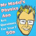 Mr Madej's Physics App Year 7 icon