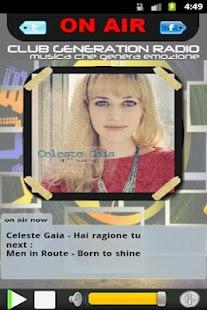 Club Generation Radio- screenshot thumbnail