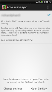 ZenDay: sync Reminders - screenshot thumbnail