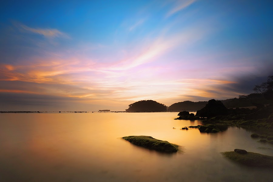 Feel Fresh by Zainal CZmania - Landscapes Beaches ( sky, sunset, beach )
