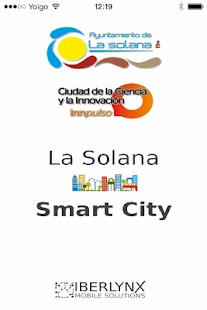La Solana Smart City- screenshot thumbnail