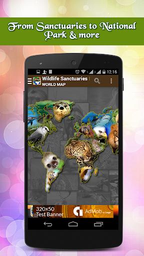 Wildlife Sanctuaries Free