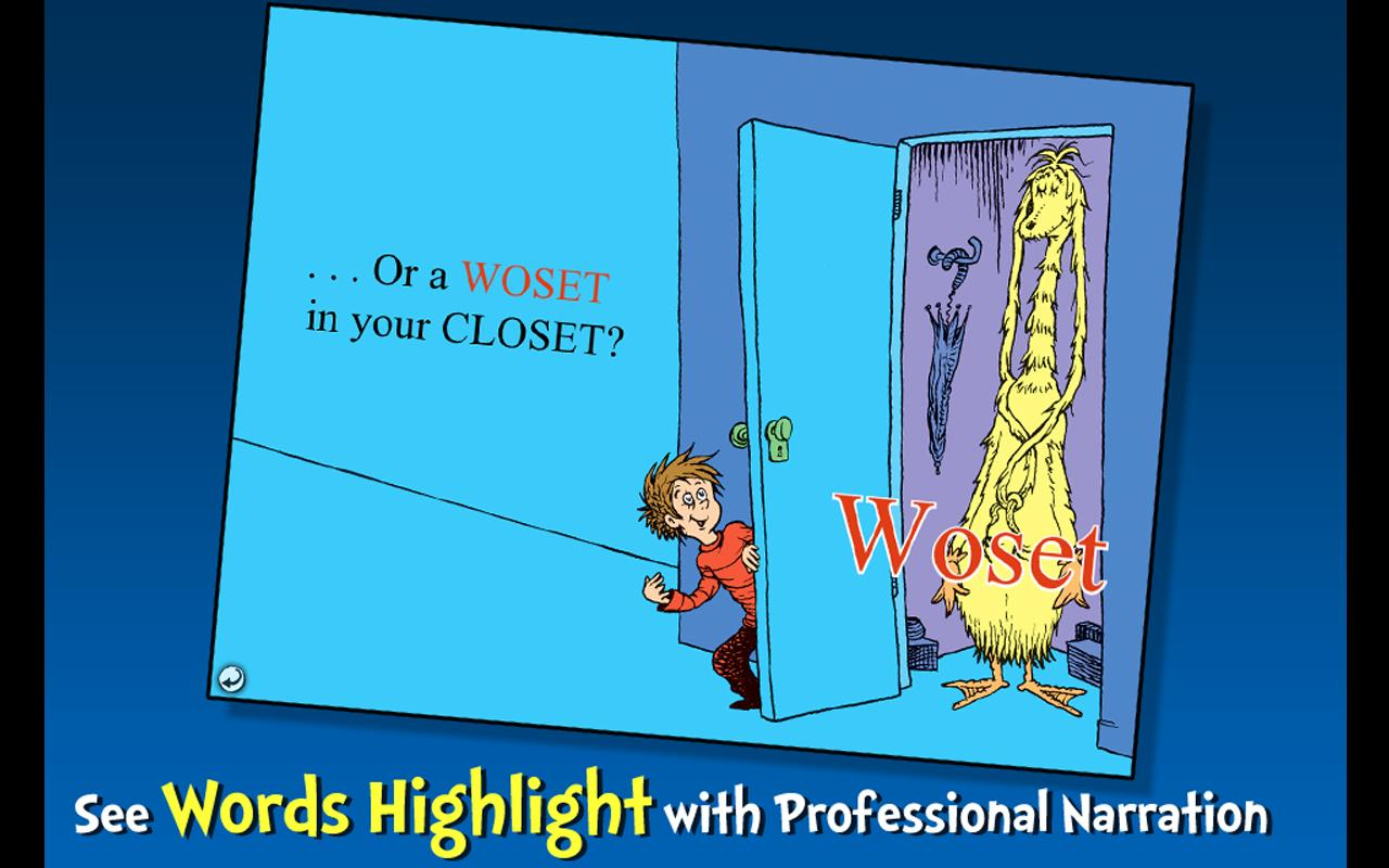 There's a Wocket in My Pocket! - screenshot