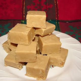 Peanut Butter Fudge III.