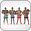 Muay Thai Counter Techniques icon