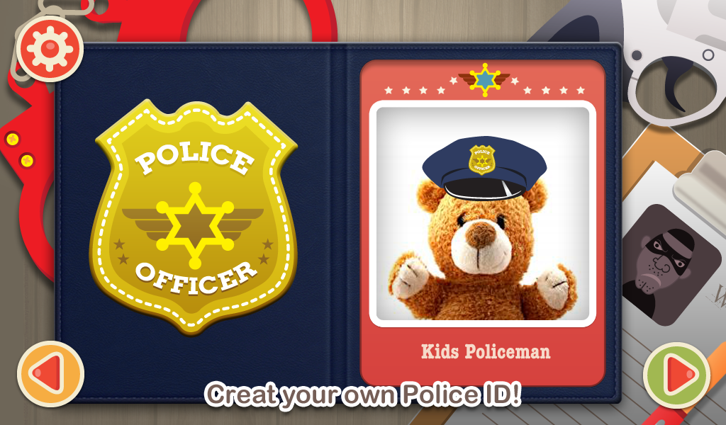 Kids Policeman Free - screenshot