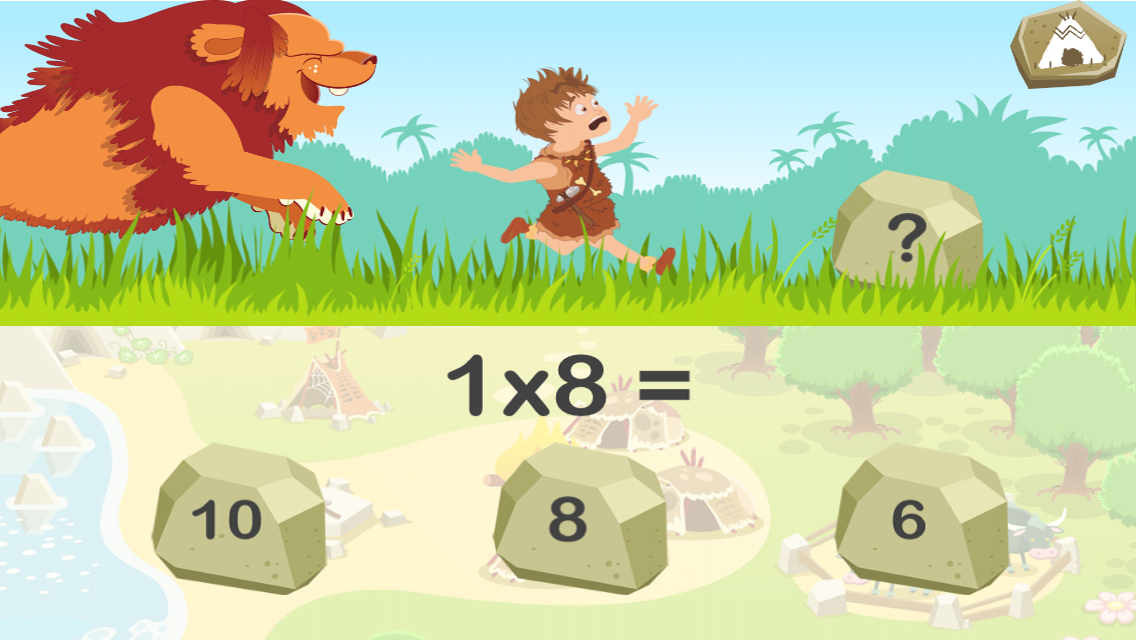 Tables de multiplication lite android apps on google play for Jeu des multiplications