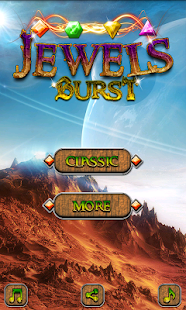 Jewels Burst- screenshot thumbnail
