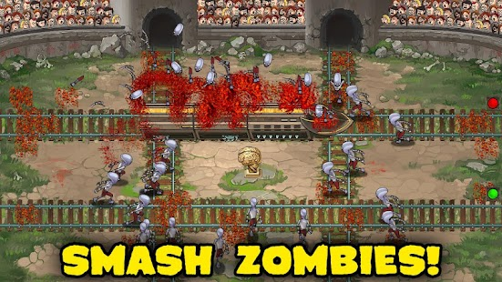 Zombies & Trains! - screenshot thumbnail