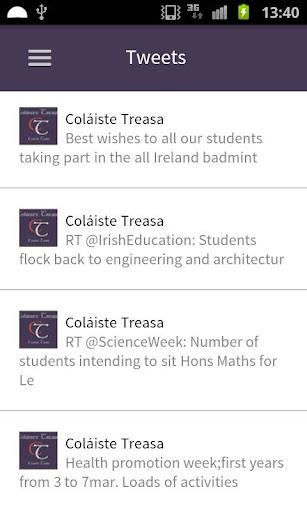 【免費教育App】Colaiste Treasa-APP點子