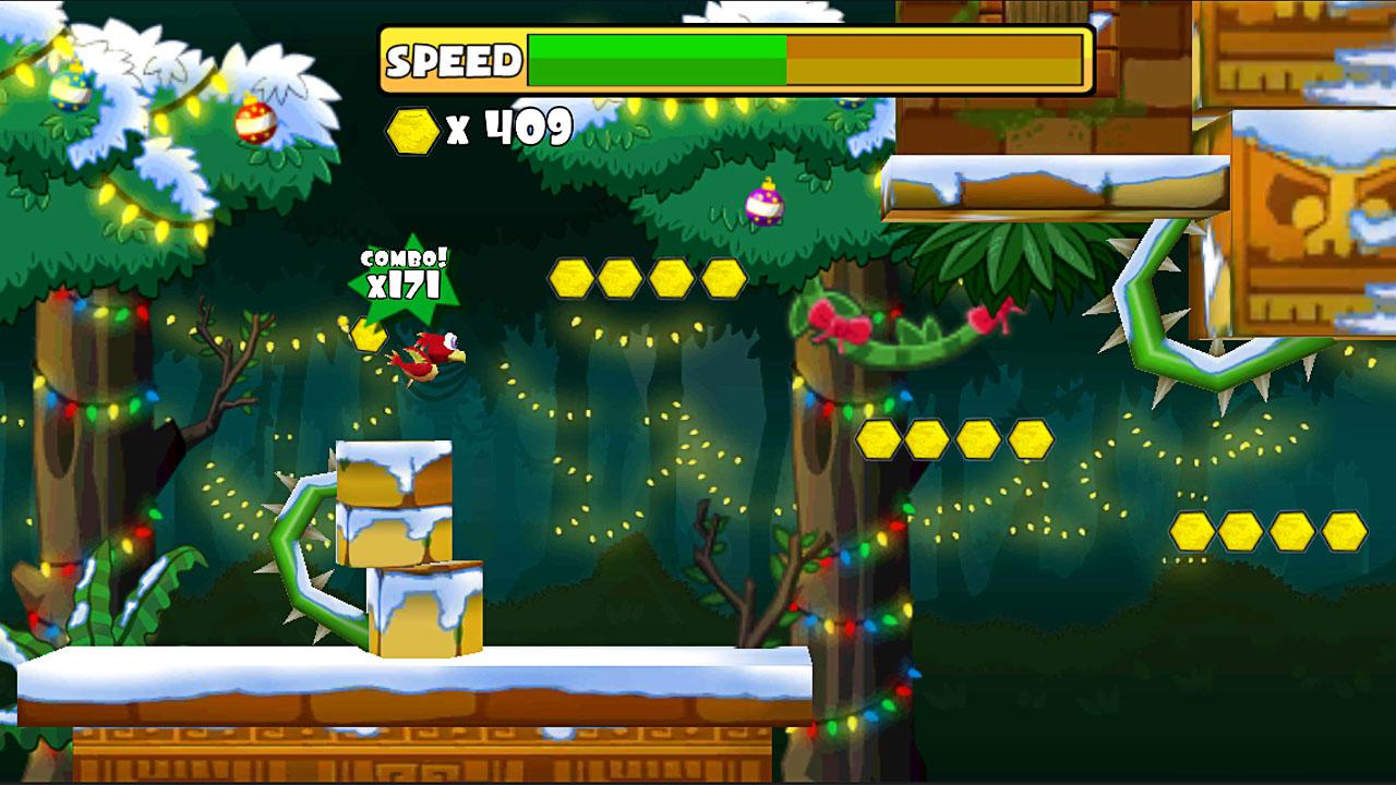 Phoenix Run Xmas Free - screenshot