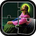 God and Jesus Jigsaw Puzzle icon