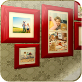 Photo Wall 3D Live Wallpaper