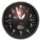 Simple Pressure Altimeter