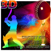 Cricket Cup 3D Livewallpaper