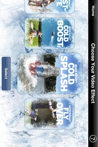 Coors Light Cold FX - screenshot