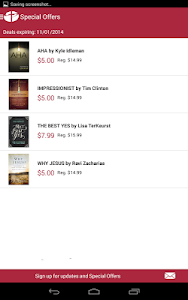 LifeWay Christian Stores screenshot 6
