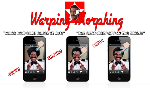 Warping Morphing screenshot 8