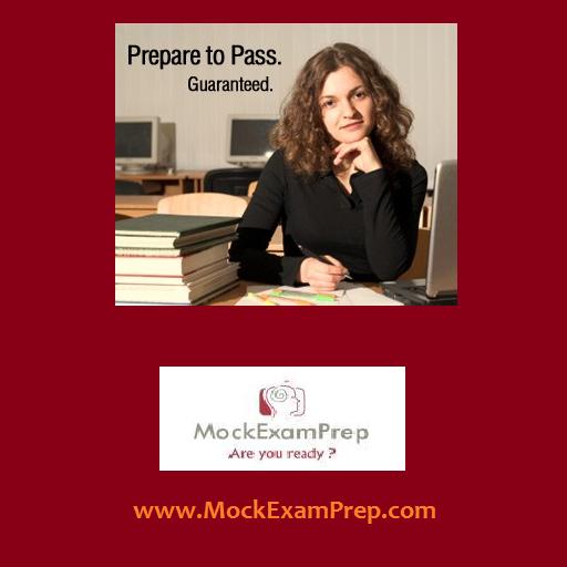MockExamPrep.com 教育 App LOGO-APP試玩