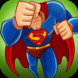 5 Little Clues 1 Superhero APK