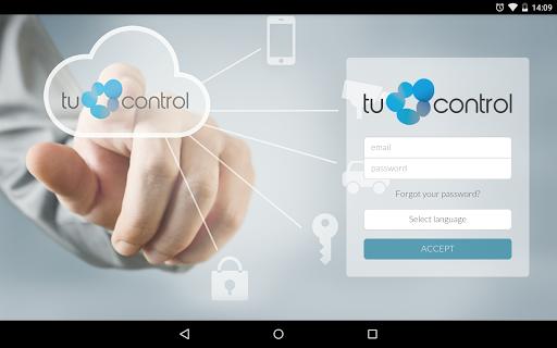 TuControl Smart Home Tablet