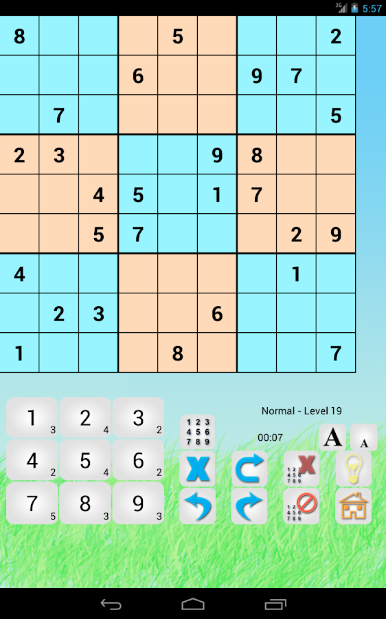 Sudoku Revolution- screenshot