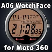 Moto 360 Watchface A06