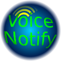 Voice Notify logo